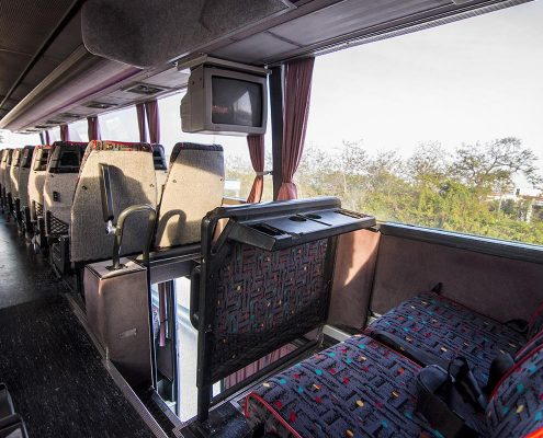Chatzis Travel Double-decker Bus