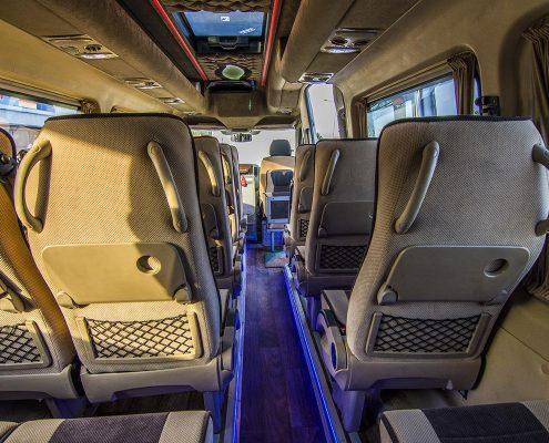 Chatzis Travel Minibus